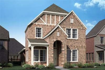 Arlington Single Family Home Active Contingent: 1416 French Violet Way