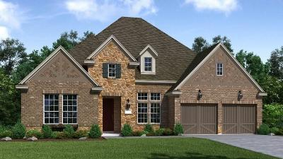 The Colony Single Family Home For Sale: 8120 Tramore