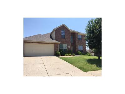 Little Elm Residential Lease For Lease: 2300 Morning Dew Drive
