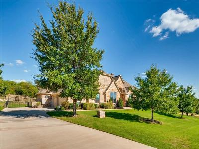 Fort Worth Single Family Home For Sale: 8475 Deerwood Forest Drive