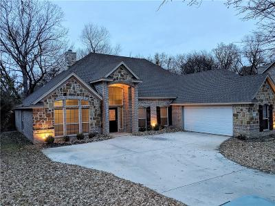 Azle Single Family Home For Sale: 513 Inland Circle