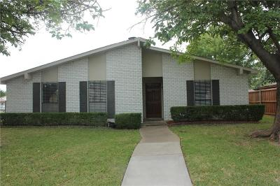 Rowlett Single Family Home For Sale: 3306 Kenwood Drive