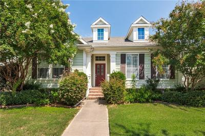 North Richland Hills Single Family Home For Sale: 8529 Hudson Street