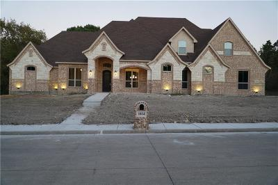 Desoto Single Family Home For Sale: 1014 Clifton