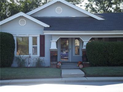 Brownwood Single Family Home For Sale: 2110 Coggin Avenue