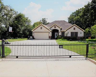 Seagoville Single Family Home For Sale: 403 Fran Street