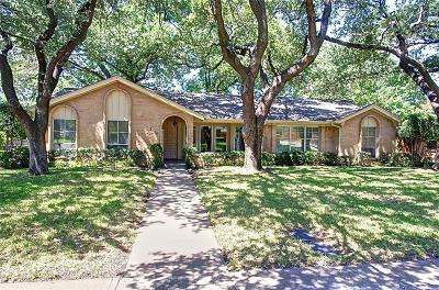 Farmers Branch Single Family Home For Sale: 3514 Chellen Drive