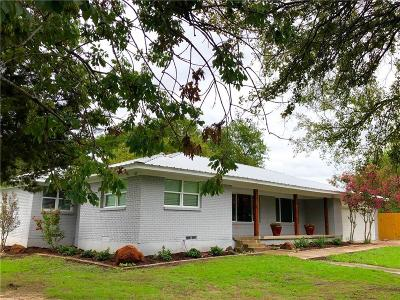 Single Family Home For Sale: 107 N Florida Drive
