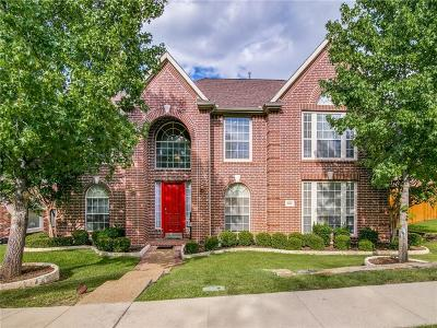Rockwall Single Family Home For Sale: 2150 Clubview Drive