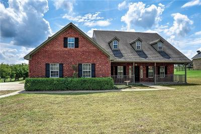 Van Alstyne Single Family Home Active Contingent: 464 Derby Drive