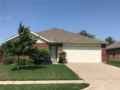 Anna Single Family Home For Sale: 2501 Plantation Drive