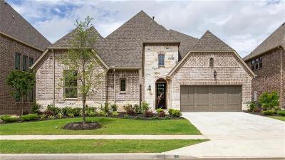 McKinney Single Family Home For Sale: 2125 Grafton Drive