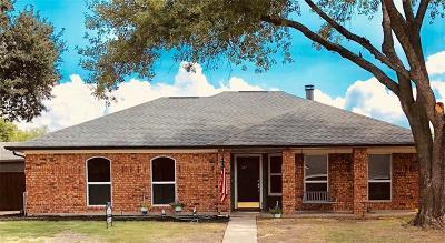 Allen Single Family Home For Sale: 601 Bluebonnet Drive