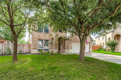 Fort Worth Single Family Home For Sale: 4132 Volk Court