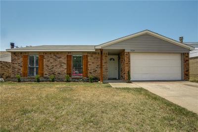 Dallas Single Family Home For Sale: 9335 Sophora Drive