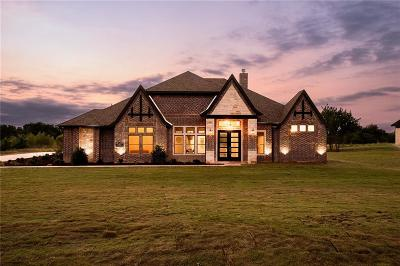 Johnson County Single Family Home For Sale: 6400 Starlight Ranch Road