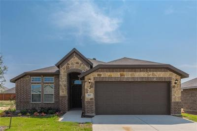 Weatherford Single Family Home For Sale: 2533 Hadley