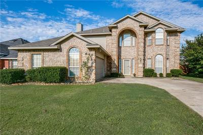 Mesquite Single Family Home For Sale: 2113 Cantura Drive