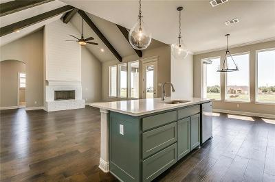 Springtown Single Family Home Active Contingent: 325 Palo Alto Drive