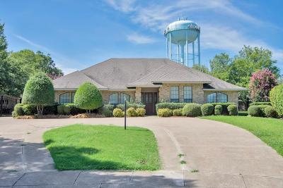 Benbrook Single Family Home For Sale: 305 Trinidad Court