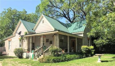 Mineral Wells Single Family Home For Sale: 511 NW 8th Street