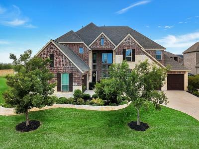 Prosper Single Family Home For Sale: 1201 Clipston Drive