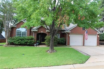 Highland Village Single Family Home For Sale: 2616 Creekside Way