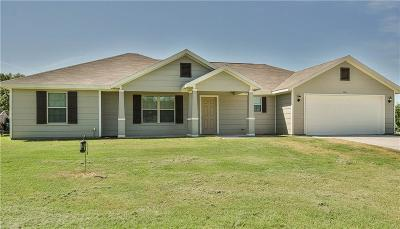 Springtown Single Family Home Active Option Contract: 306 Valley Lake Court