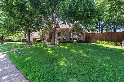 Rockwall Single Family Home For Sale: 2962 Hunters N