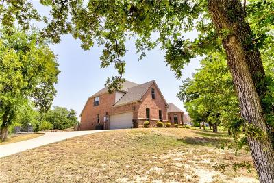 Weatherford Single Family Home For Sale: 112 Overton Ridge Circle