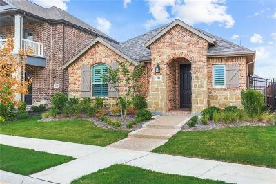 Arlington Single Family Home Active Option Contract: 1408 White Squall Trail