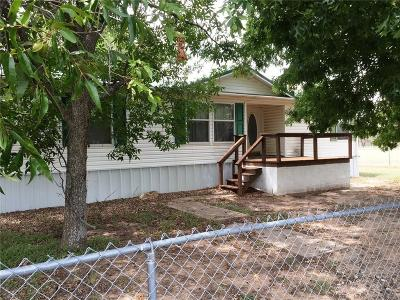Brownwood Single Family Home Active Option Contract: 2801 Fm 1849