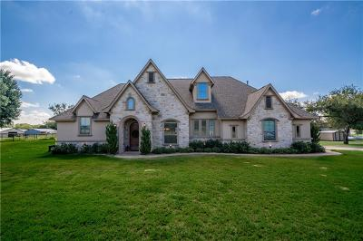Crandall, Combine Single Family Home Active Option Contract: 231 Robins Lane