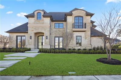 Frisco Single Family Home Active Contingent: 2287 Courtland Drive