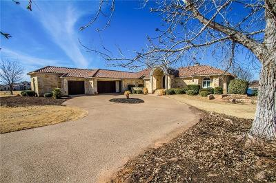 Granbury Single Family Home For Sale: 1101 Catalina Bay Boulevard
