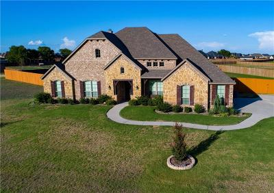 Waxahachie Single Family Home For Sale: 96 Willowbrook Drive