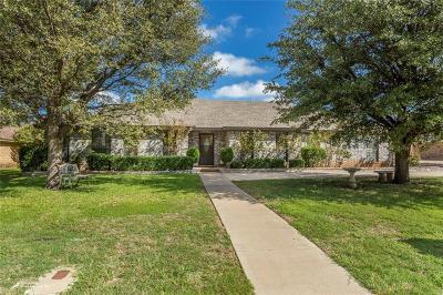 Abilene Single Family Home For Sale: 1226 Chariot Circle