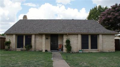 Cedar Hill Single Family Home For Sale: 412 Olympus Street