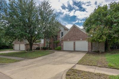 Grand Prairie Single Family Home Active Option Contract: 2845 Alcot Lane