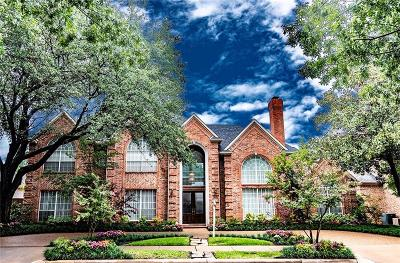 Dallas Single Family Home For Sale: 5219 Oak Lake Drive