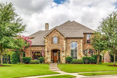 Allen Single Family Home For Sale: 901 Crestmoor Drive