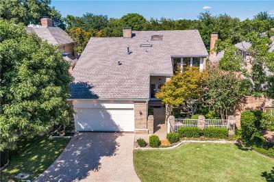 Dallas Single Family Home For Sale: 16721 Village Lane