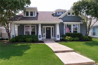 Denton County Single Family Home For Sale: 10238 Lakeview Drive