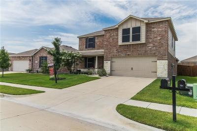 Fate Single Family Home For Sale: 119 Feverbush Drive