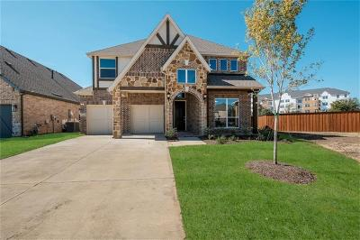 Farmers Branch Single Family Home For Sale: 12699 Prescott Place
