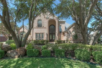 Mira Vista, Mira Vista Add, Trinity Heights, Meadows West, Meadows West Add, Bellaire Park, Bellaire Park North Single Family Home For Sale: 6628 Crooked Stick Drive