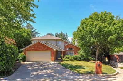 Arlington TX Single Family Home Active Option Contract: $190,000