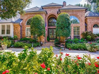 Colleyville Single Family Home For Sale: 2503 Meandering Court