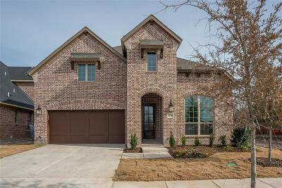 McKinney Single Family Home For Sale: 5109 Watters Branch Drive
