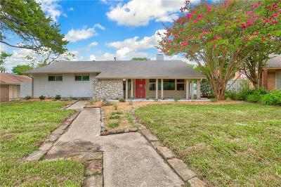 Single Family Home For Sale: 3867 Rugged Circle